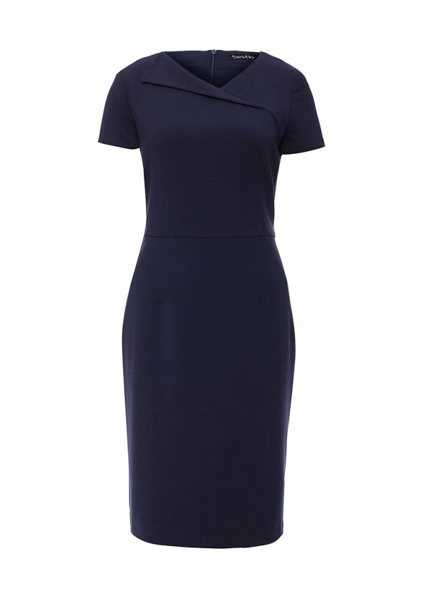 Платье-миди Bestia 40200200180: изображение 2