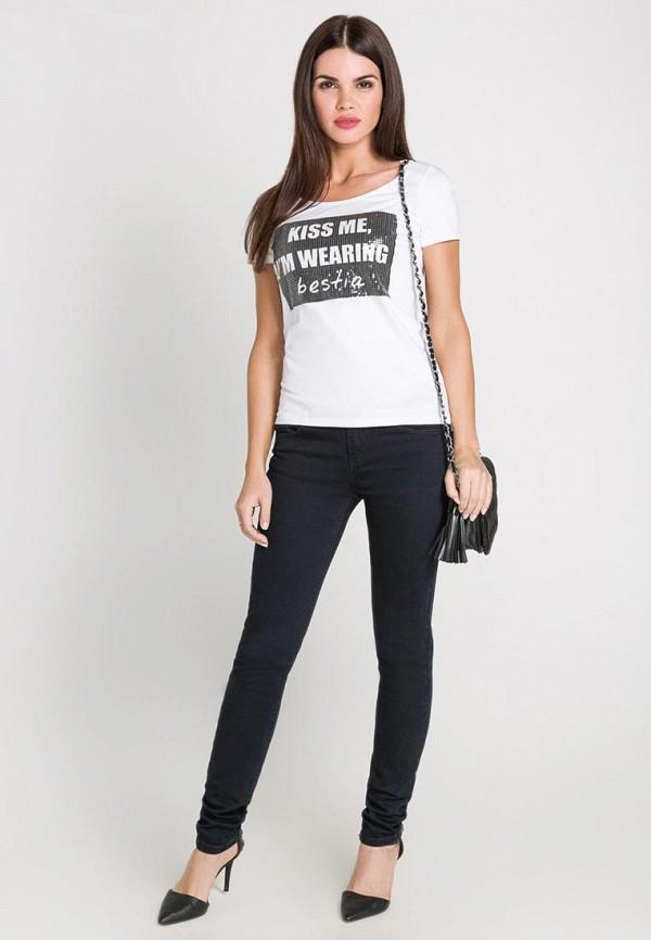 Зауженные джинсы Bestia 40200160056: изображение 11