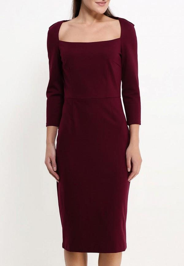 Платье-миди Bestia 40200200190: изображение 3