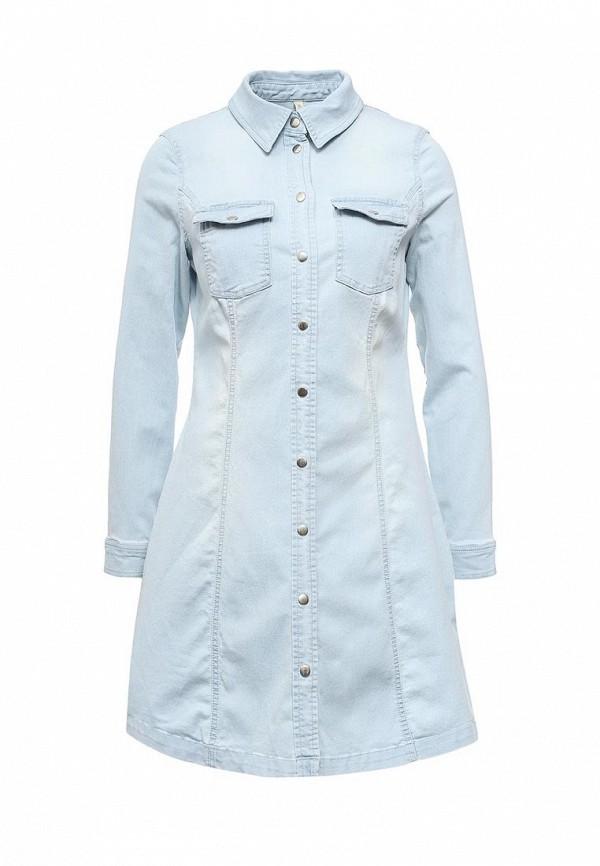 Фото Платье джинсовое Bestia. Купить с доставкой