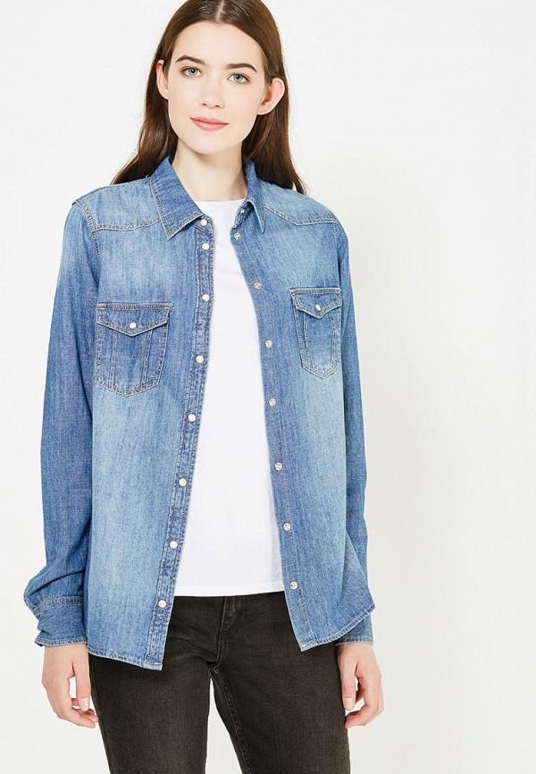 Рубашка джинсовая Bestia