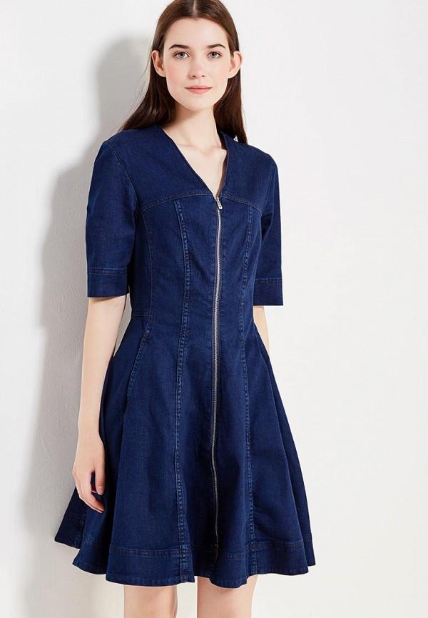 Платье джинсовое Bestia 2018