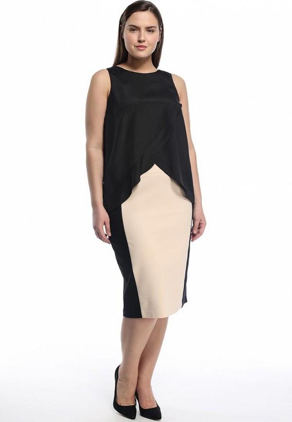 Прямая юбка Bestia Donna 51800147: изображение 4