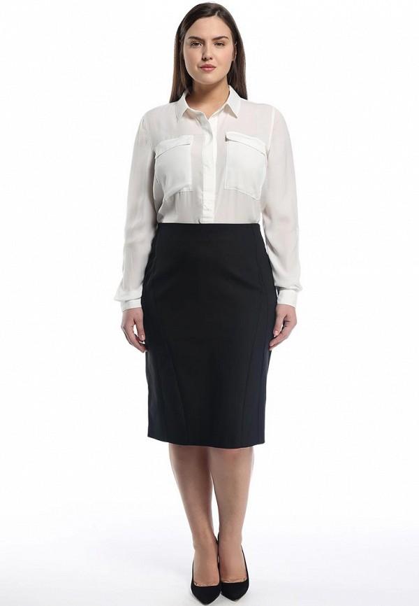 Прямая юбка Bestia Donna 51800148: изображение 4