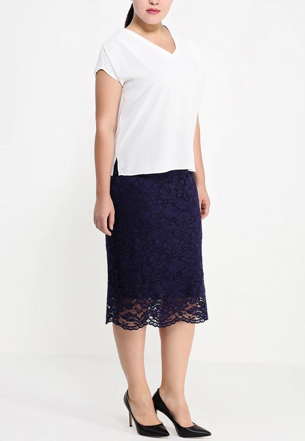 Прямая юбка Bestia Donna 51800157: изображение 2