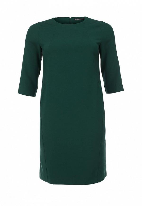 Платье-миди Bestia Donna 52000485: изображение 1