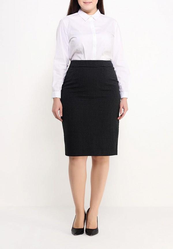 Прямая юбка Bestia Donna 51800190: изображение 3