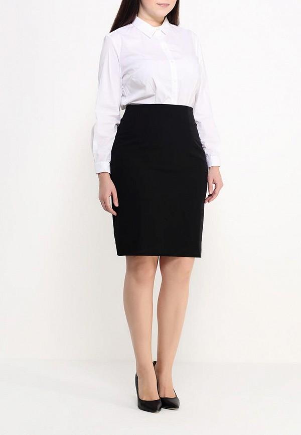 Прямая юбка Bestia Donna 51800196: изображение 3