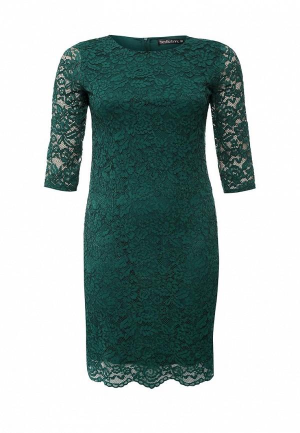 Платье-миди Bestia Donna 52000529: изображение 1