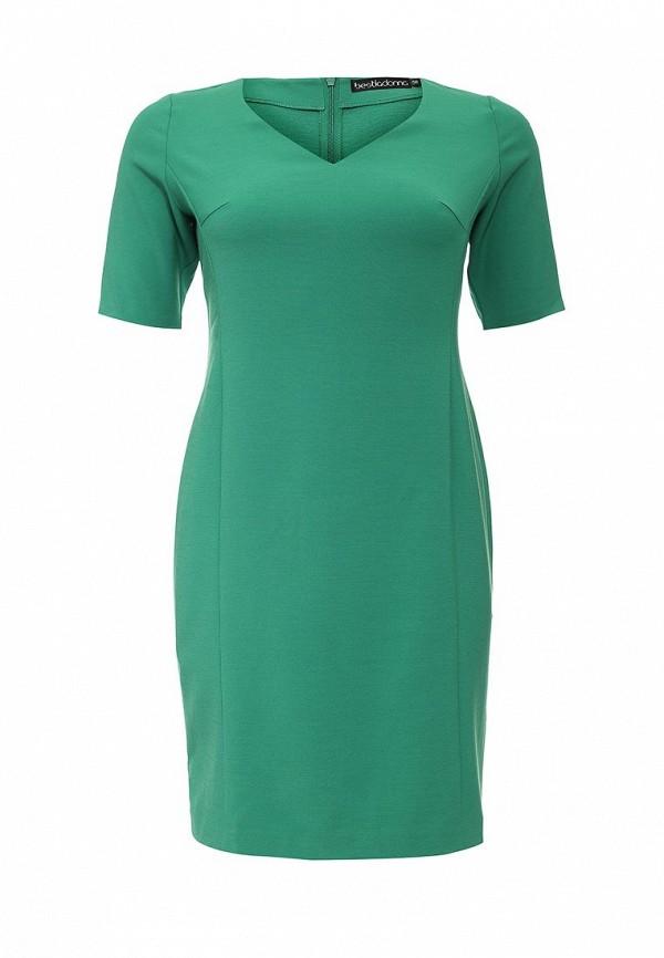 Платье-миди Bestia Donna 41200200050: изображение 1