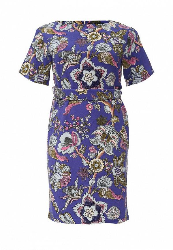 Платье-миди Bestia Donna 41200200057: изображение 1