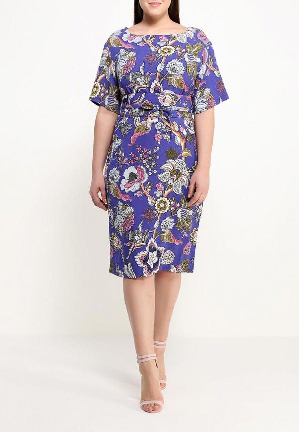 Платье-миди Bestia Donna 41200200057: изображение 2