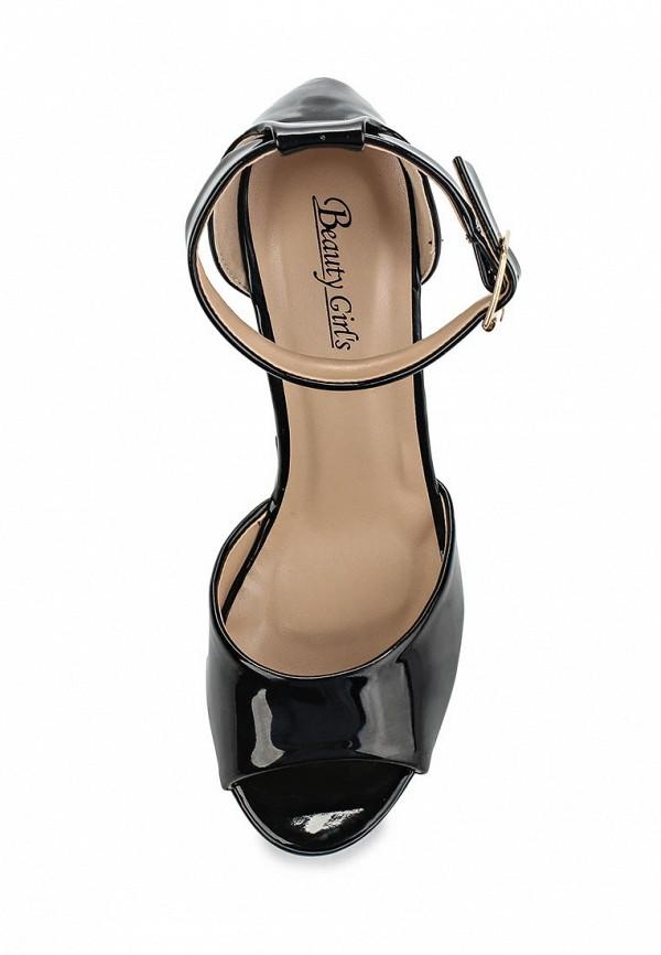 Босоножки на каблуке Beauty Girls L-571: изображение 4