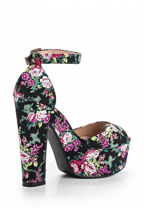 Босоножки на каблуке Beauty Girls L-572: изображение 2