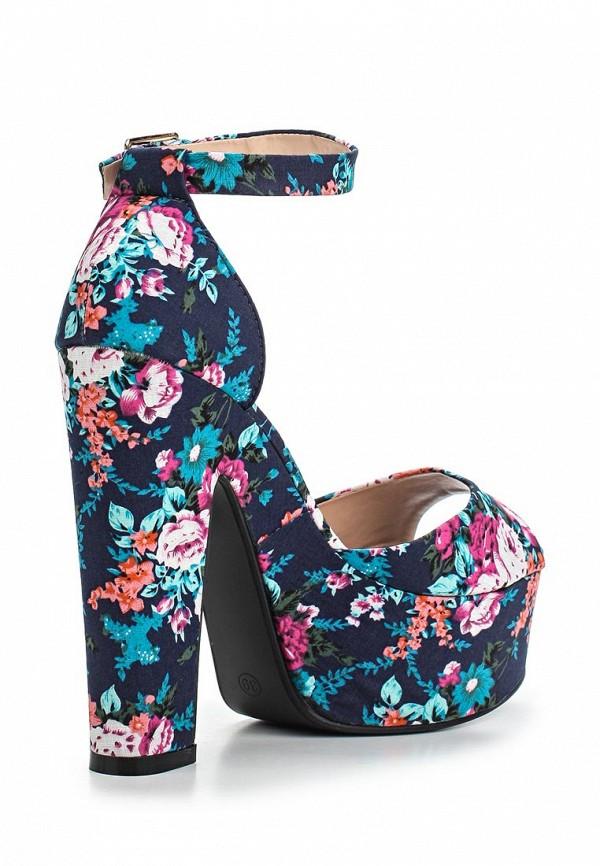 Босоножки на каблуке Beauty Girls L-572: изображение 6
