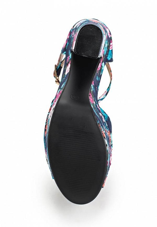 Босоножки на каблуке Beauty Girls L-572: изображение 7
