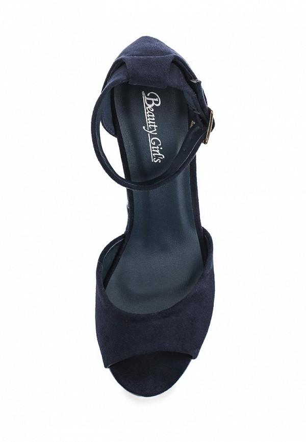 Босоножки на каблуке Beauty Girls L-573: изображение 4