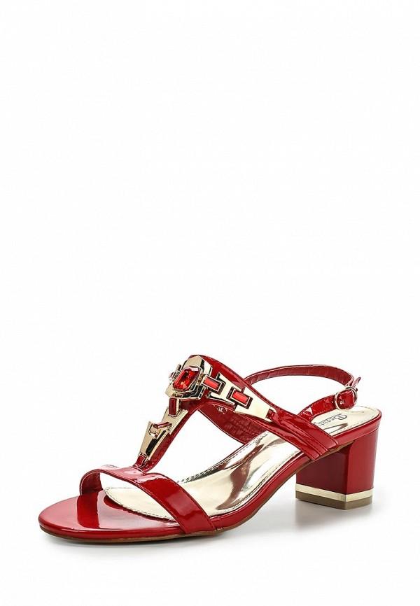 Босоножки на каблуке Beauty Girls S32: изображение 1