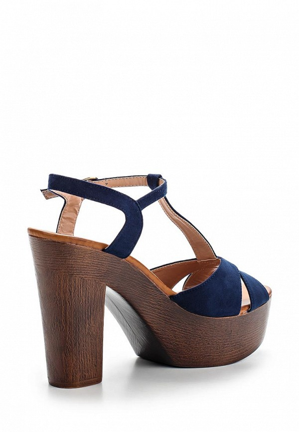 Босоножки на каблуке Beauty Girls BG-6: изображение 2