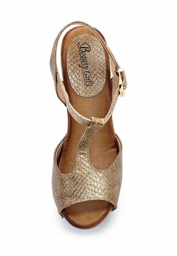 Босоножки на каблуке Beauty Girls ML-1: изображение 4