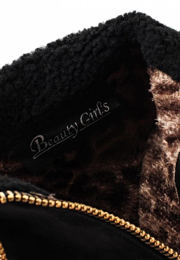 Сапоги на каблуке Beauty Girls 55-497: изображение 5