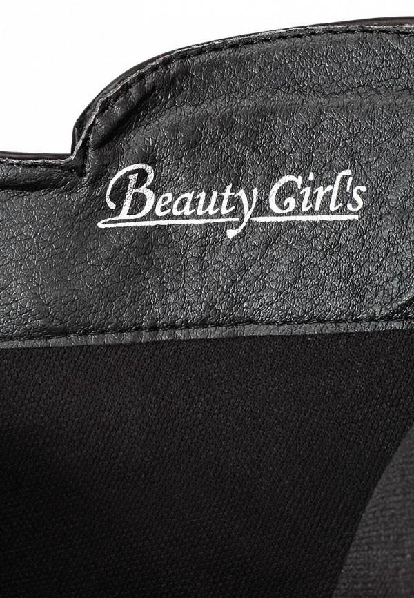 Сапоги на плоской подошве Beauty Girls AC-23: изображение 5