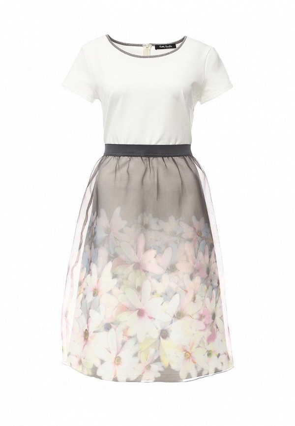 Платье-миди Betty Barclay 6437/1187: изображение 1
