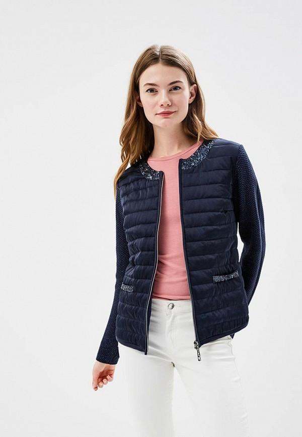 Куртка утепленная Betty Barclay Betty Barclay BE053EWZZR77 пальто betty barclay betty barclay be053ewabvt4