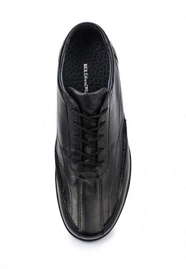 Мужские ботинки Bekerandmiller 1796: изображение 4