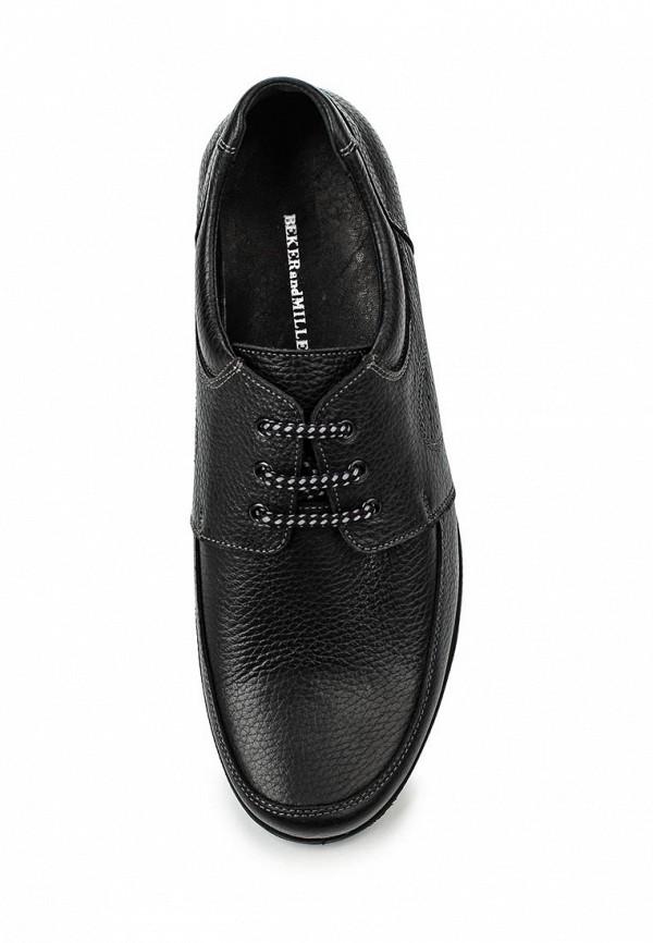 Мужские туфли Bekerandmiller 6813: изображение 4
