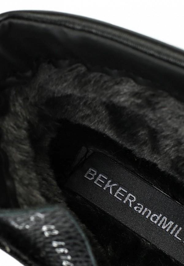 Мужские ботинки Bekerandmiller 4614: изображение 5