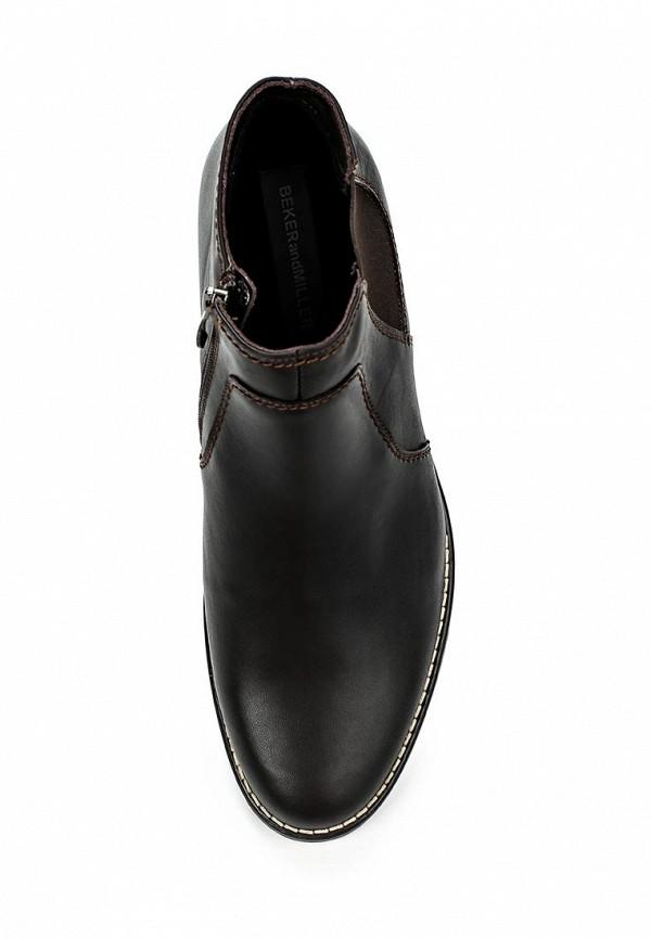 Мужские ботинки Bekerandmiller 4607-2: изображение 4