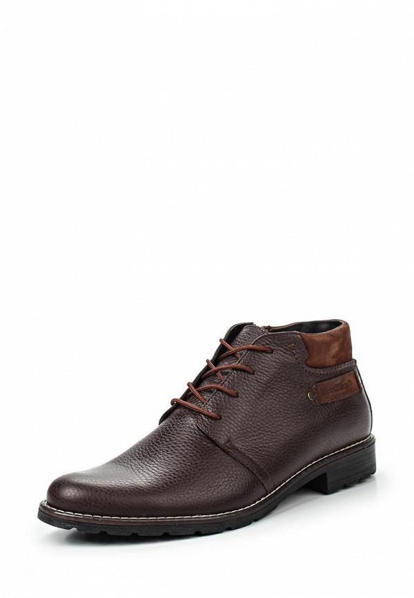 Мужские ботинки Bekerandmiller 4627-2: изображение 1