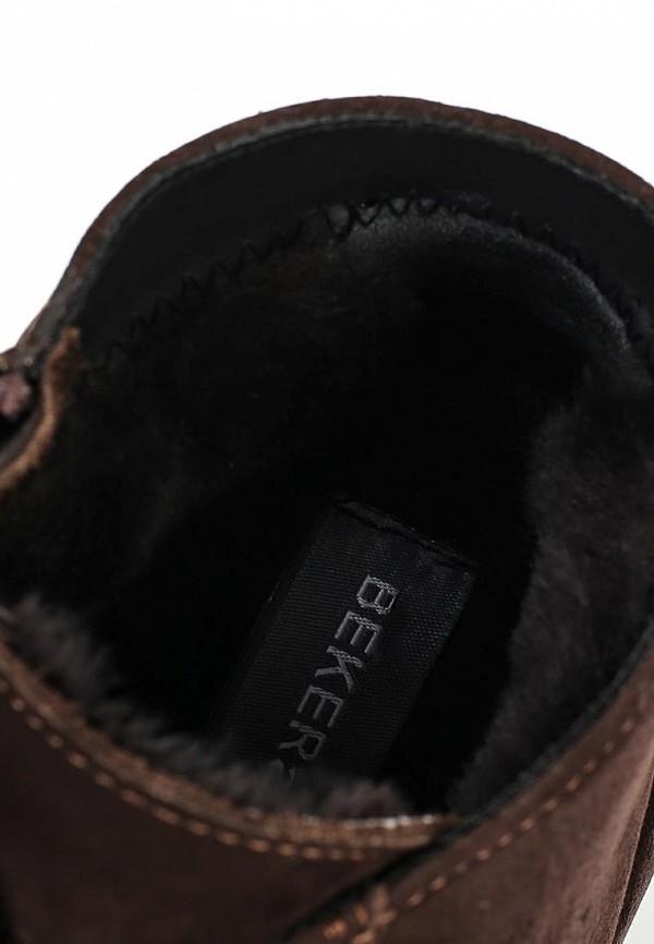 Мужские ботинки Bekerandmiller 4611-2: изображение 5