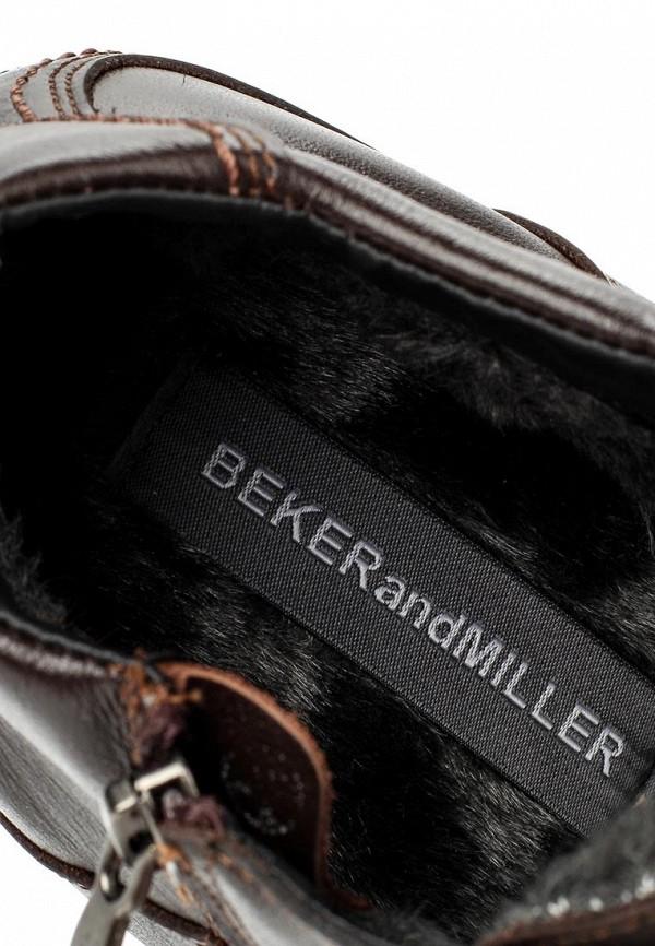 Мужские ботинки Bekerandmiller 5640-2: изображение 5
