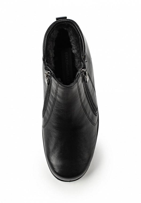 Мужские ботинки Bekerandmiller 5642: изображение 4