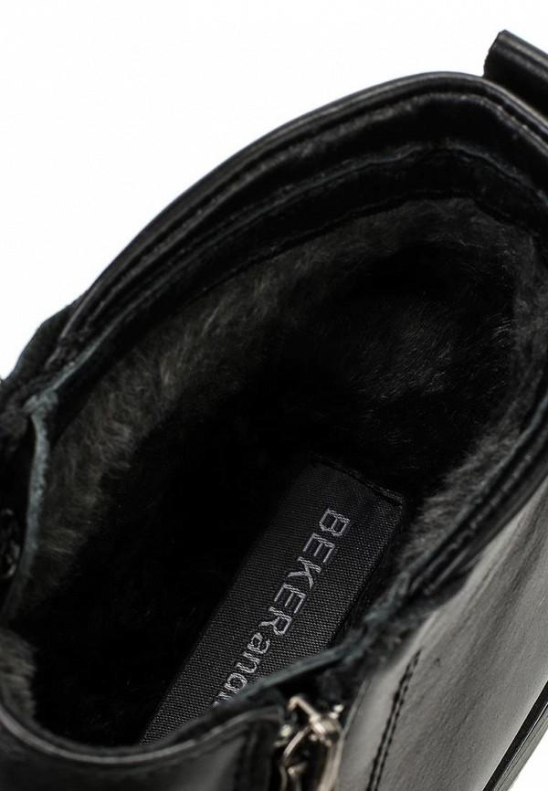 Мужские ботинки Bekerandmiller 906: изображение 5