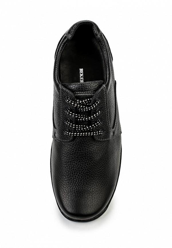 Мужские ботинки Bekerandmiller 5864: изображение 4