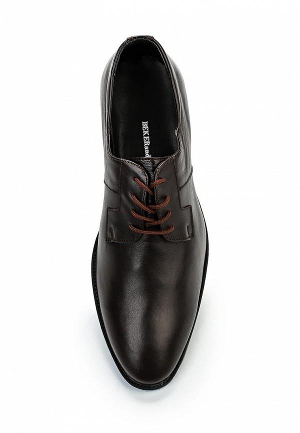Мужские туфли Bekerandmiller 3821-2: изображение 4