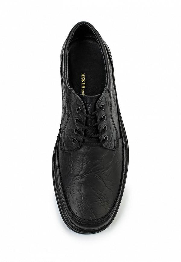 Мужские туфли Bekerandmiller 214101: изображение 4