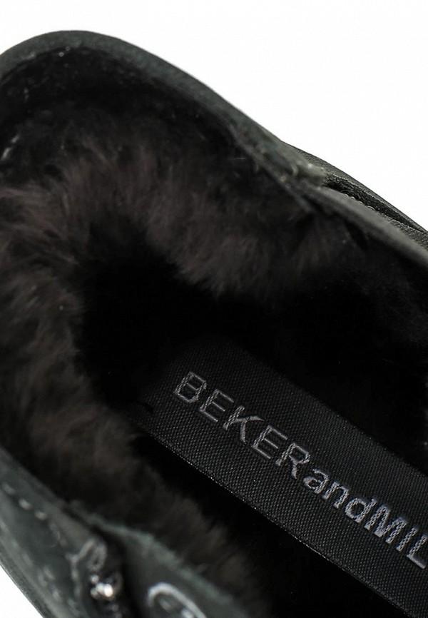 Мужские ботинки Bekerandmiller 4613-4: изображение 5