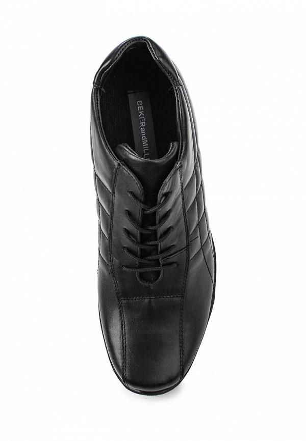 Мужские кроссовки Bekerandmiller 291242: изображение 4