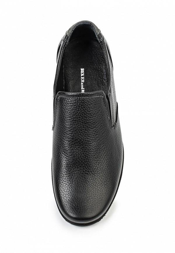 Мужские ботинки Bekerandmiller 6854: изображение 4