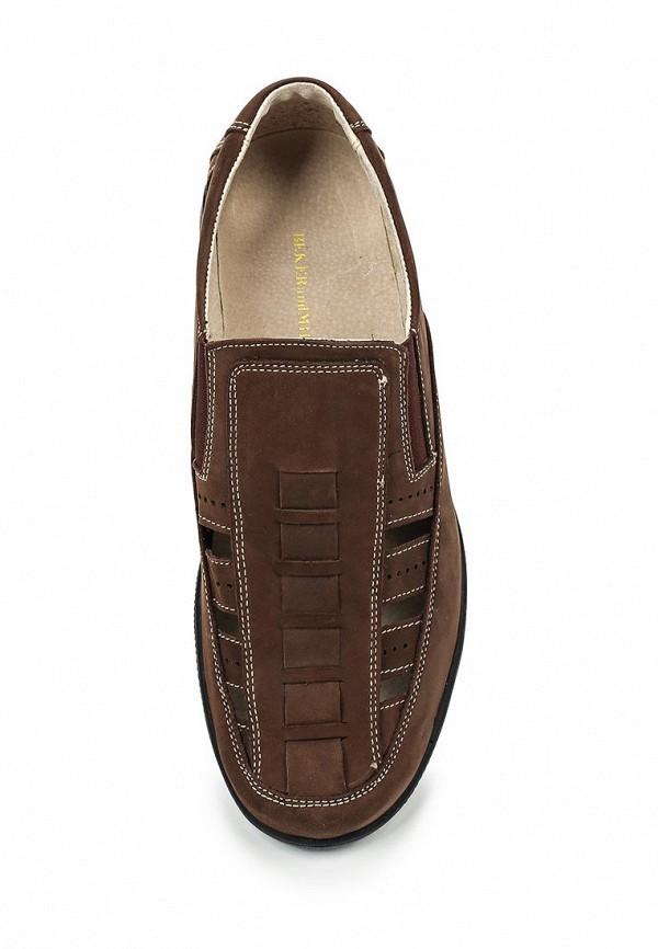 Мужские туфли Bekerandmiller 6819-2-7: изображение 4