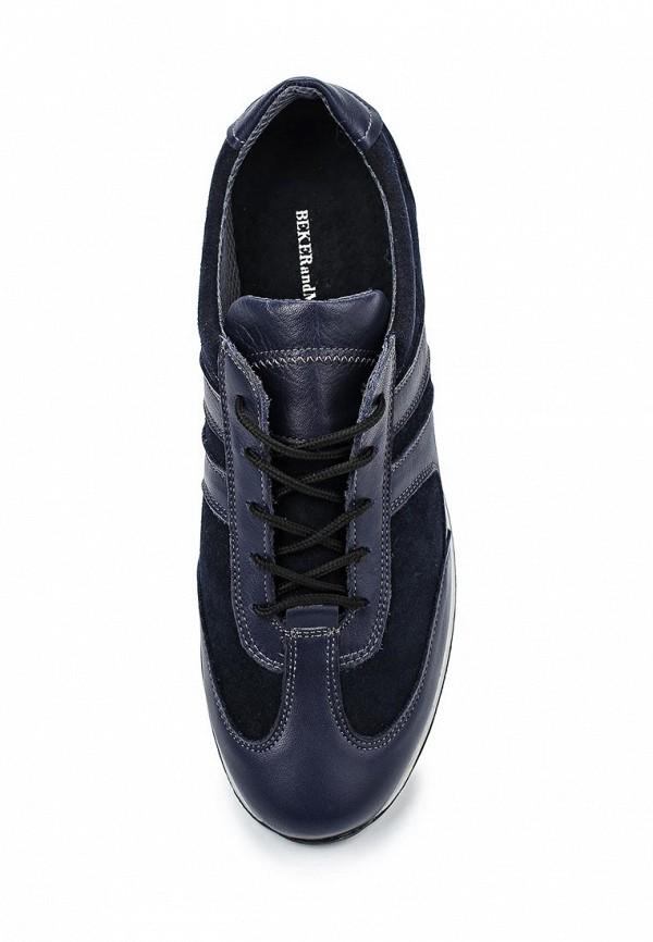 Мужские кроссовки Bekerandmiller 3849-6: изображение 4