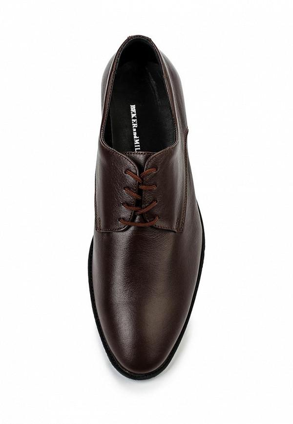 Мужские туфли Bekerandmiller 3818-2: изображение 4