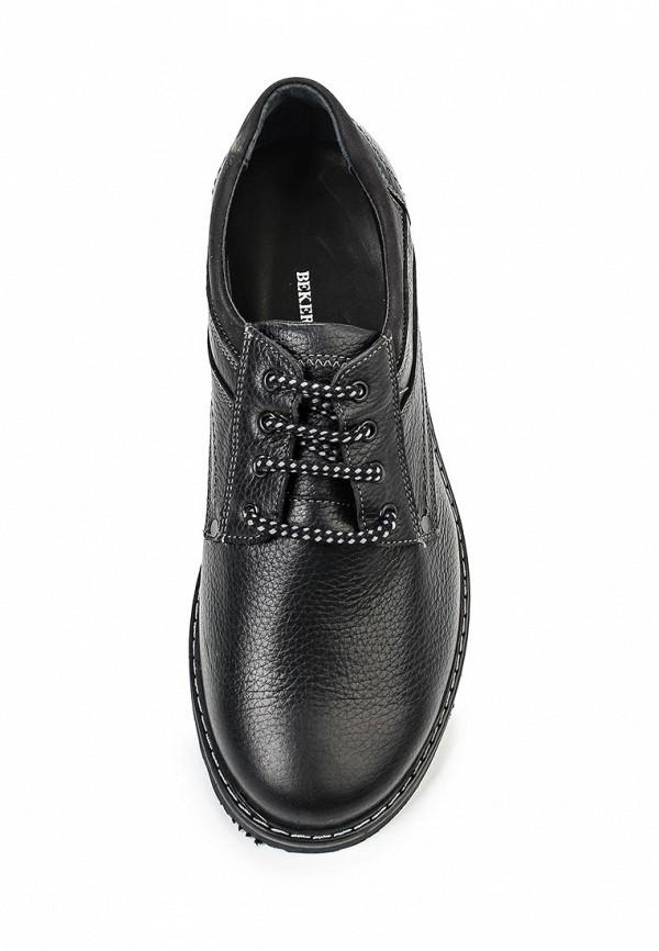 Мужские ботинки Bekerandmiller 3823: изображение 4