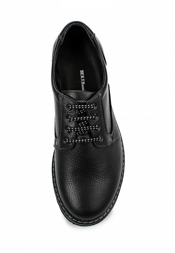Мужские туфли Bekerandmiller 3824: изображение 4
