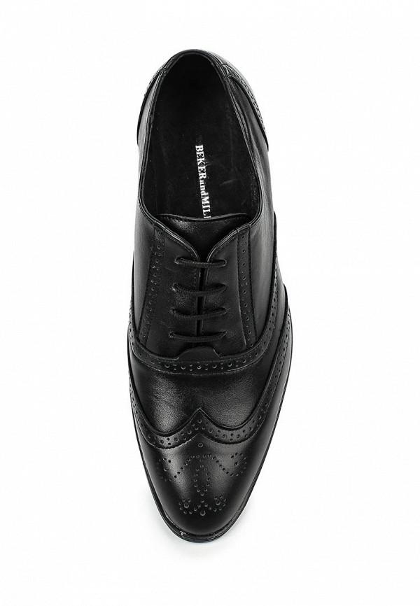 Мужские туфли Bekerandmiller 6811: изображение 4