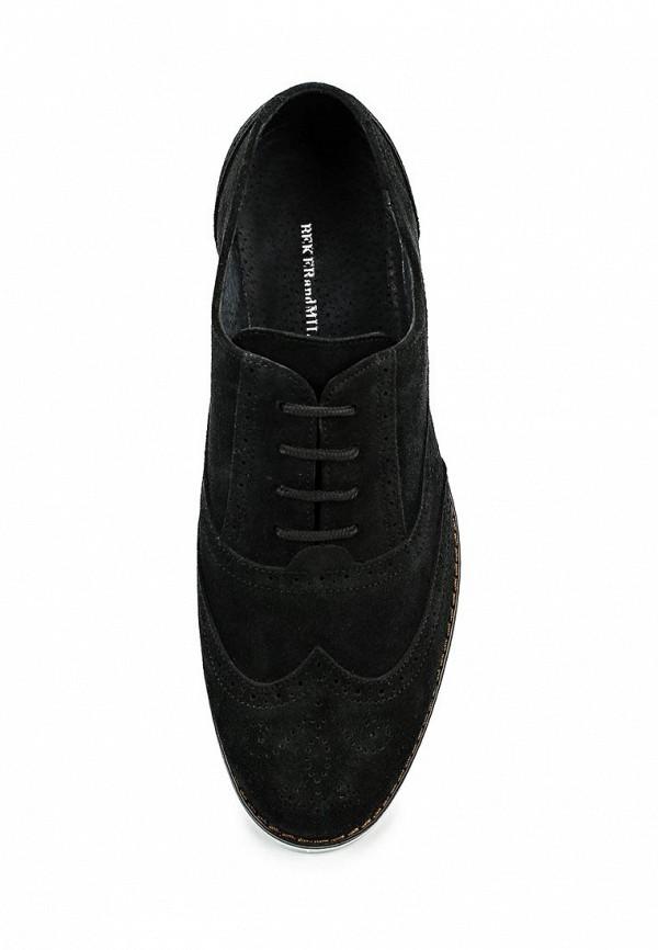 Мужские туфли Bekerandmiller 213126-8: изображение 4